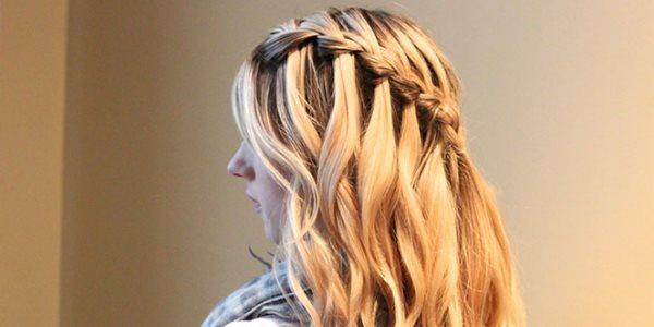 Прически на средние волосы в школу за 5 минут, фото легкие ...