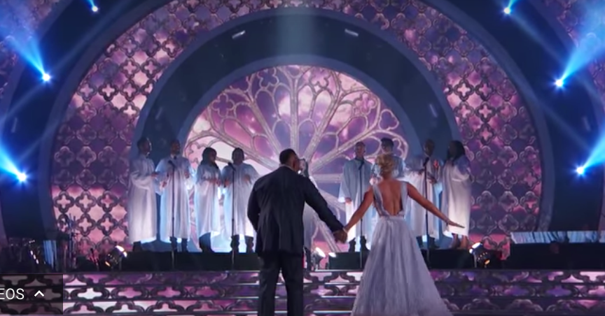 'Dancing With The Stars' 2017 Has Featured Popular Worship Songs