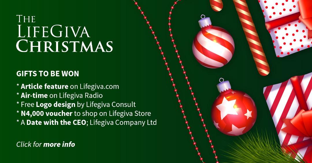 The Lifegiva Christmas!