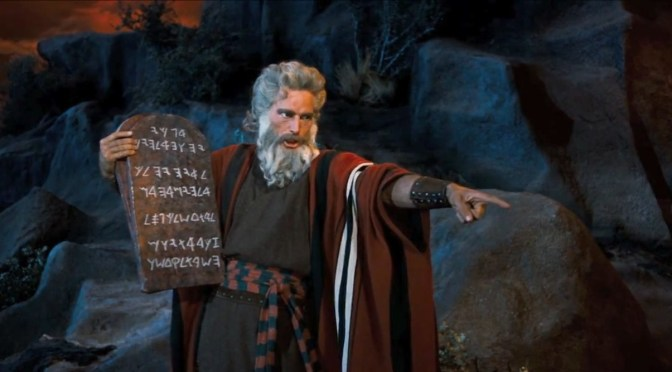 God's People, part 23: Moses