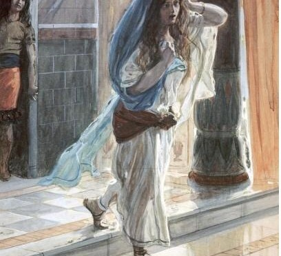God's People, part 58: Tamar