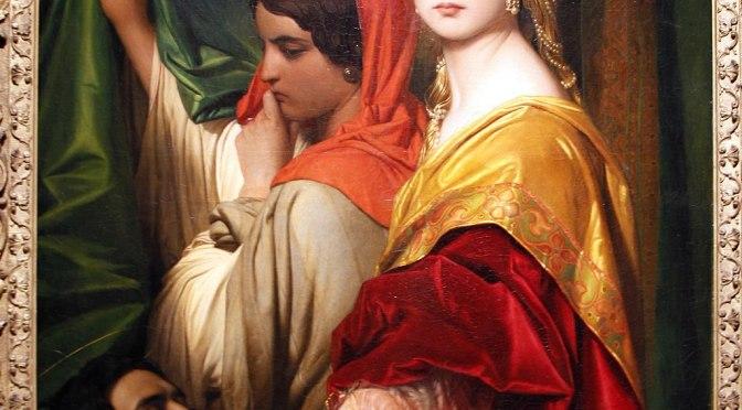 God's People, part 194: Herodias