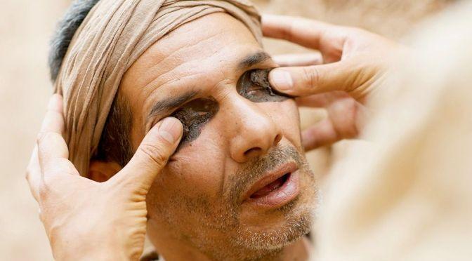 God's People, part 225: Born Blind