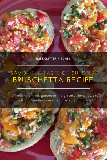Bruschetta Recipe: Savor The Taste Of Summer