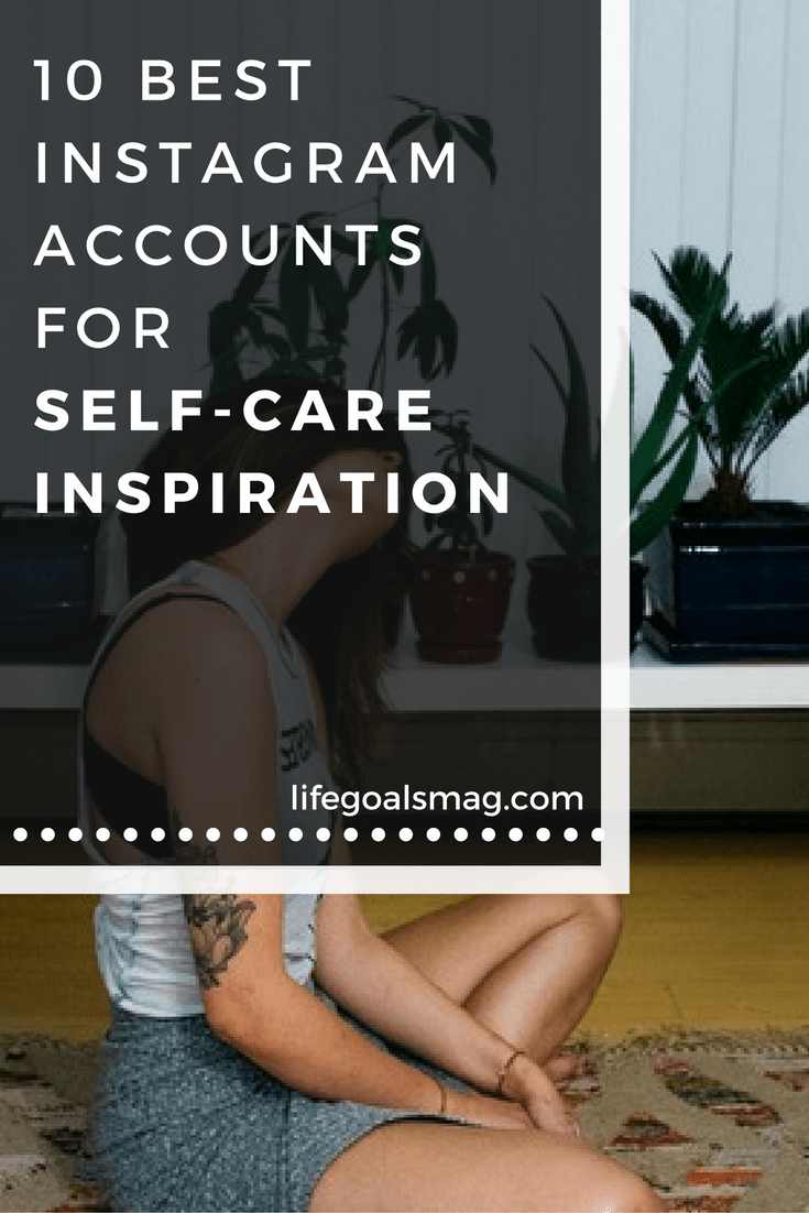 Instagrams that'll inspire you to create that self-care routine.