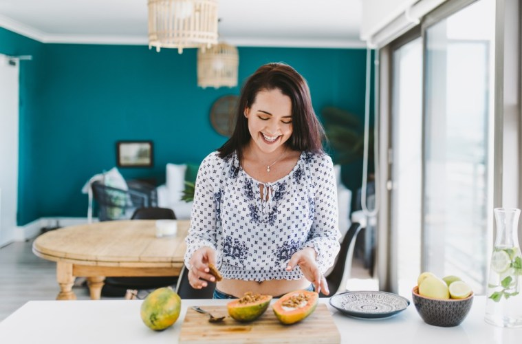 meal planning so you're organized and can plan ahead