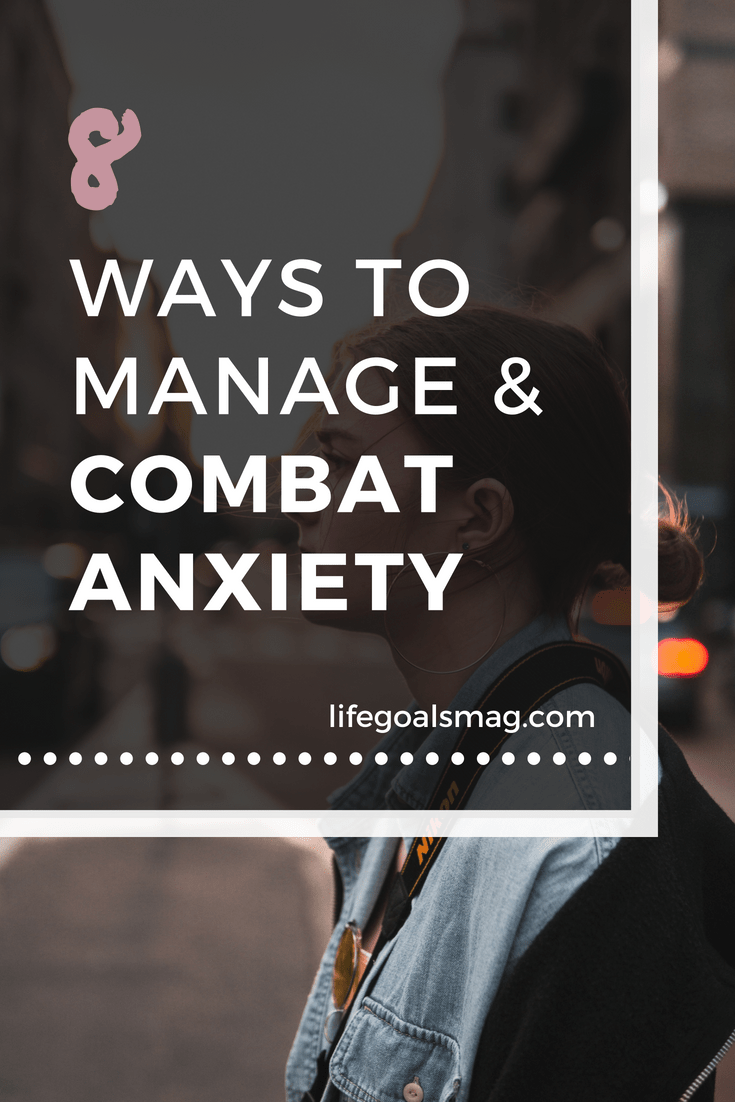 top tips for managing anxiety. why meditation, reading, listening to music and more helps with managing anxious feelings so they don't get out of control.