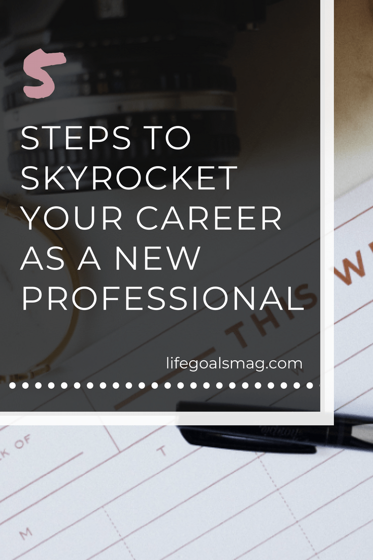 how to elevate your career as a new professional after graduating college