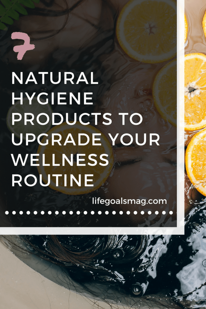 natural hygiene products for better wellness and health. non-toxic, health focused brands we love