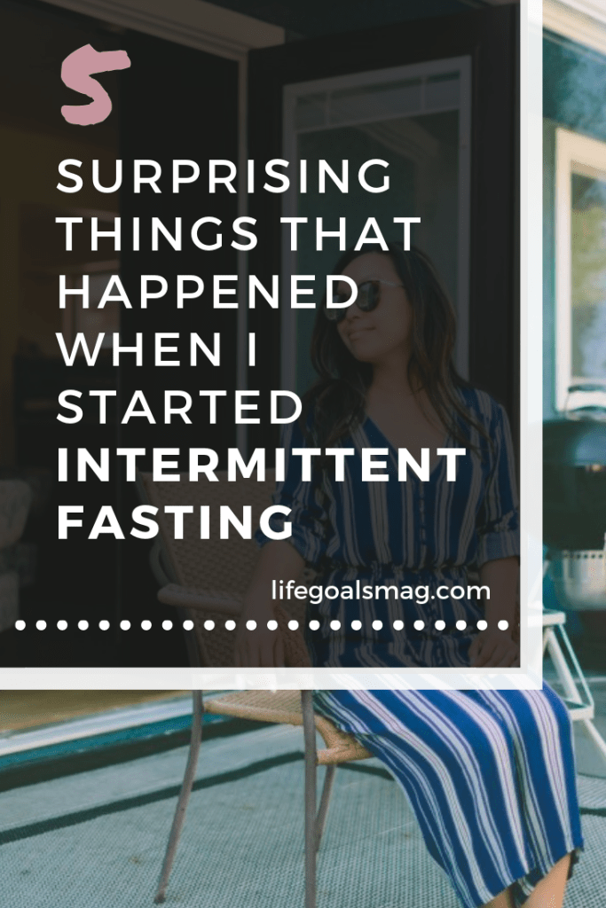 have you tried the wellness trend of intermittent fasting? here's what i learned from trying it out.