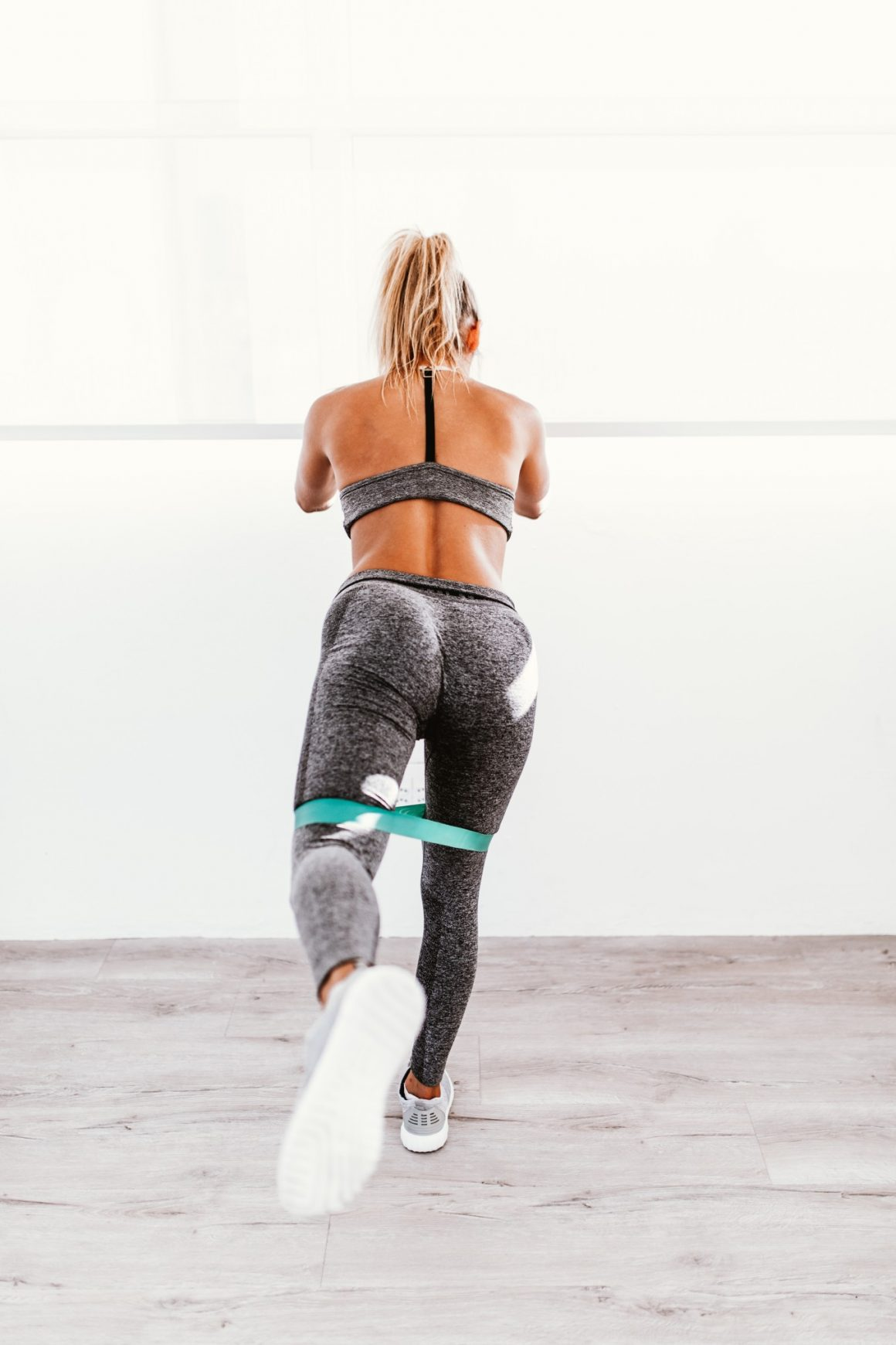 Using Props To Change Up Workout Routine