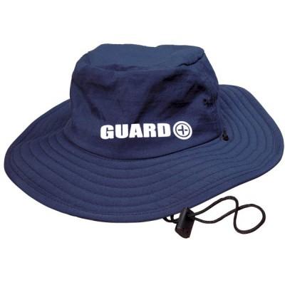 The Original Watermen Nylon Tonga Hat with GUARD Embroidery