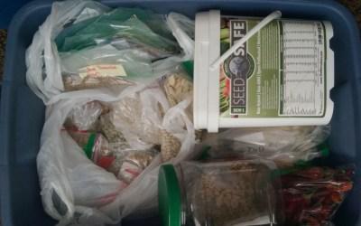 My Garden Seed Storage