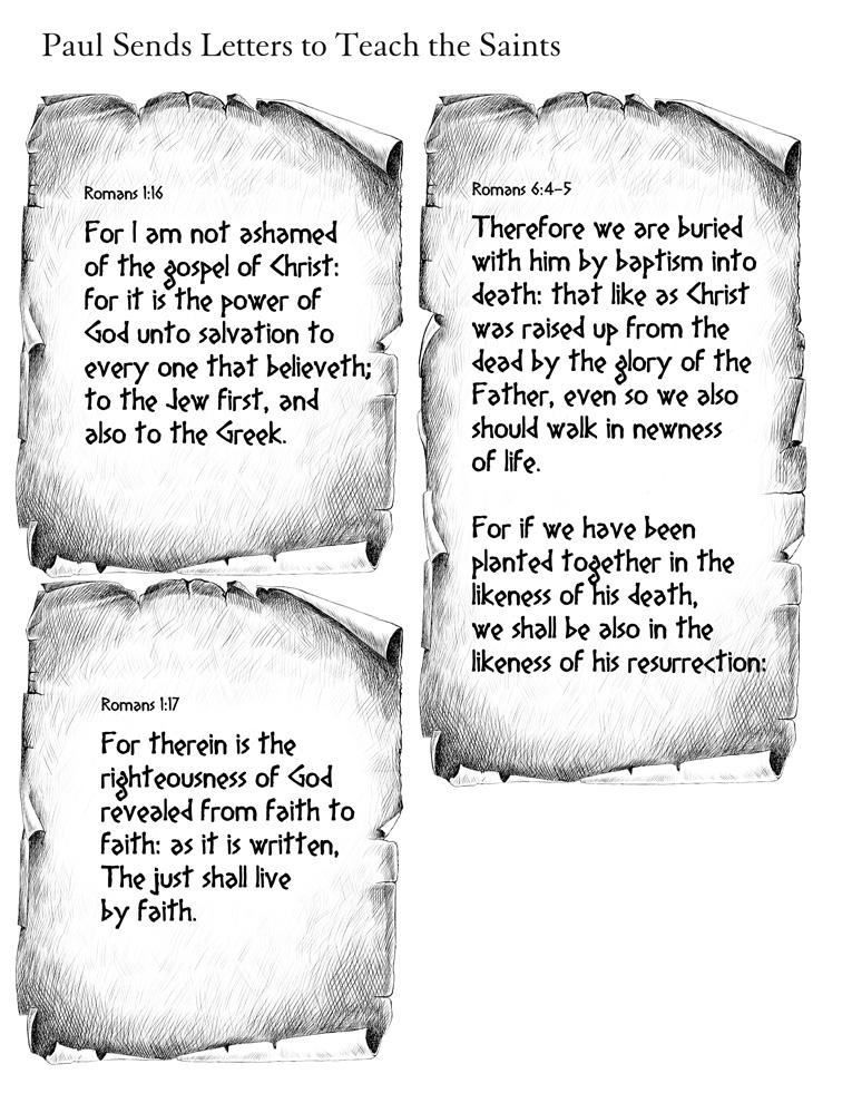 Romans 1-6