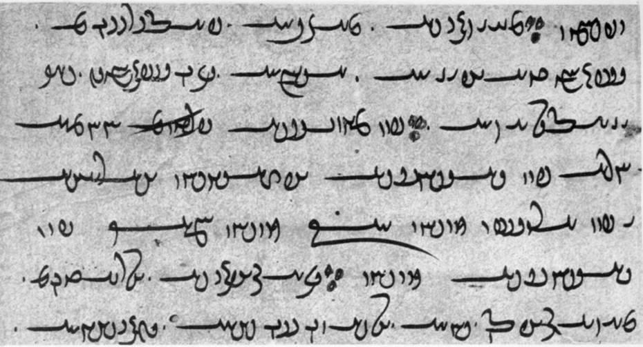 Avestijski jezik: Jezik prošlih vremena