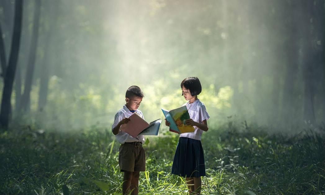 Knjige za decu. Koju odabrati i zašto?