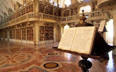Čudesni svetovi u najlepšim bibliotekama sveta