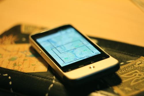 как загрузить карты в телефон для офлайнового использования