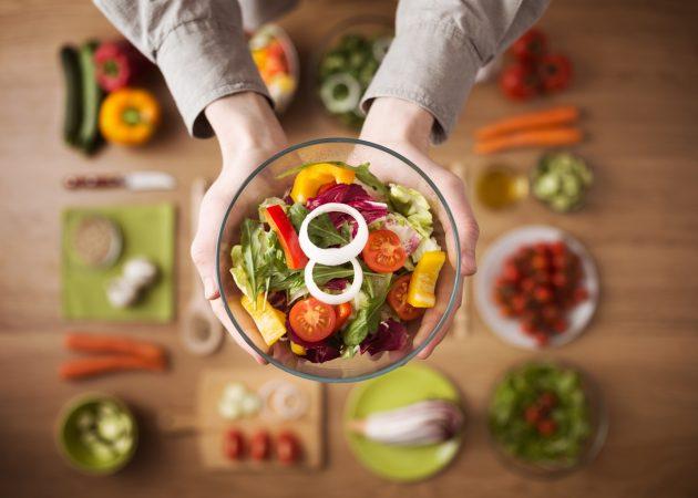 Правильная диета поможет подготовиться к зачатию