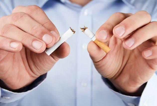 Бросьте курить, если планируете ребёнка