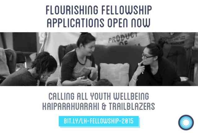 Applications For Flourishing Fellowship Are Now Open