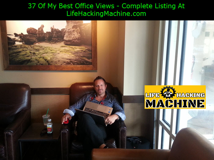 my best office views 9- lifehackingmachine.com - life hacking blog