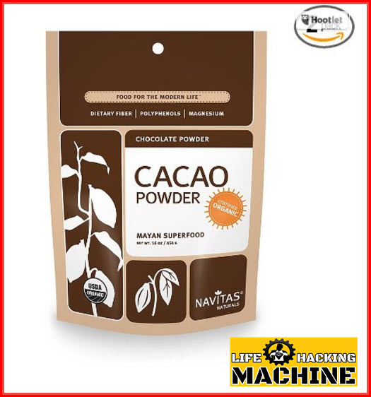 Navitas Organic Cacao Powder