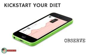 kickstart your Lifehackr Diet with ovserving instructions using the Fitbit app