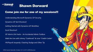 Summit2017 Sessions