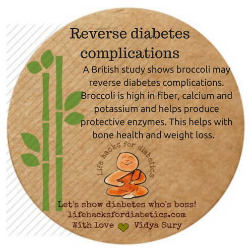 Reverse diabetes complications #lifehacksfordiabetics