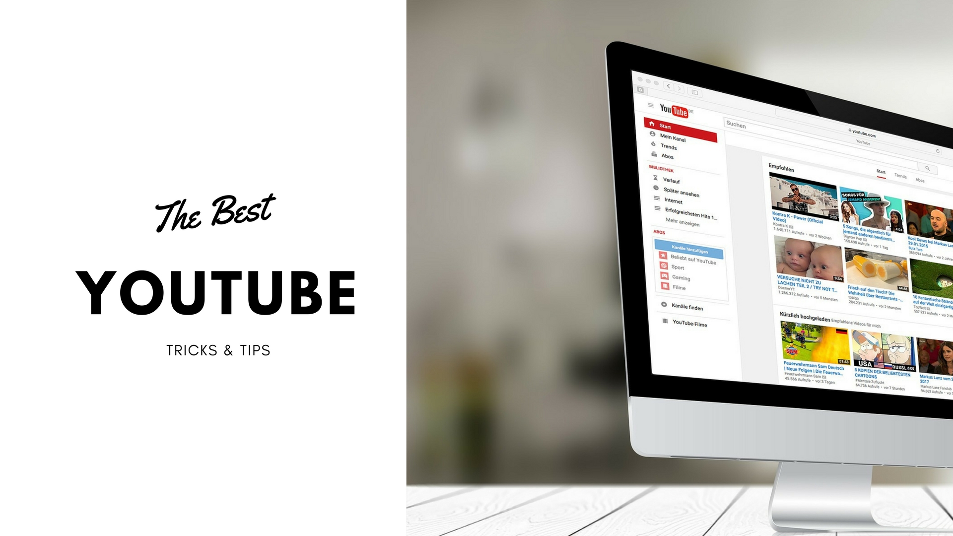 Youtube Tricks - How to download Youtube videos & more - Life Hacks