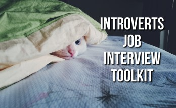 Job Interview Toolkit For Introverts Featured