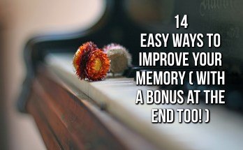14 Easy Ways To Improve Your Memory