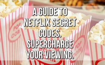 Netflix Secret Codes - Supercharge Your Viewing