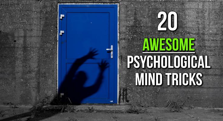 psychological mind tricks