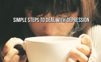 How To Deal With Depression - Simple Things