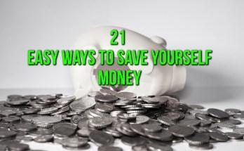 money saving life hacks - easy way to save cash