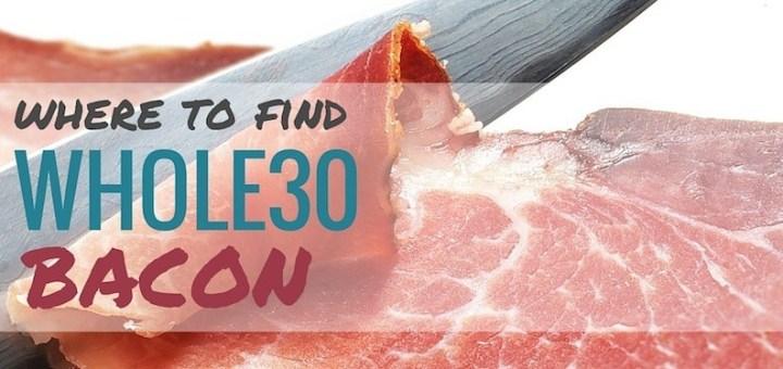 whole bacon