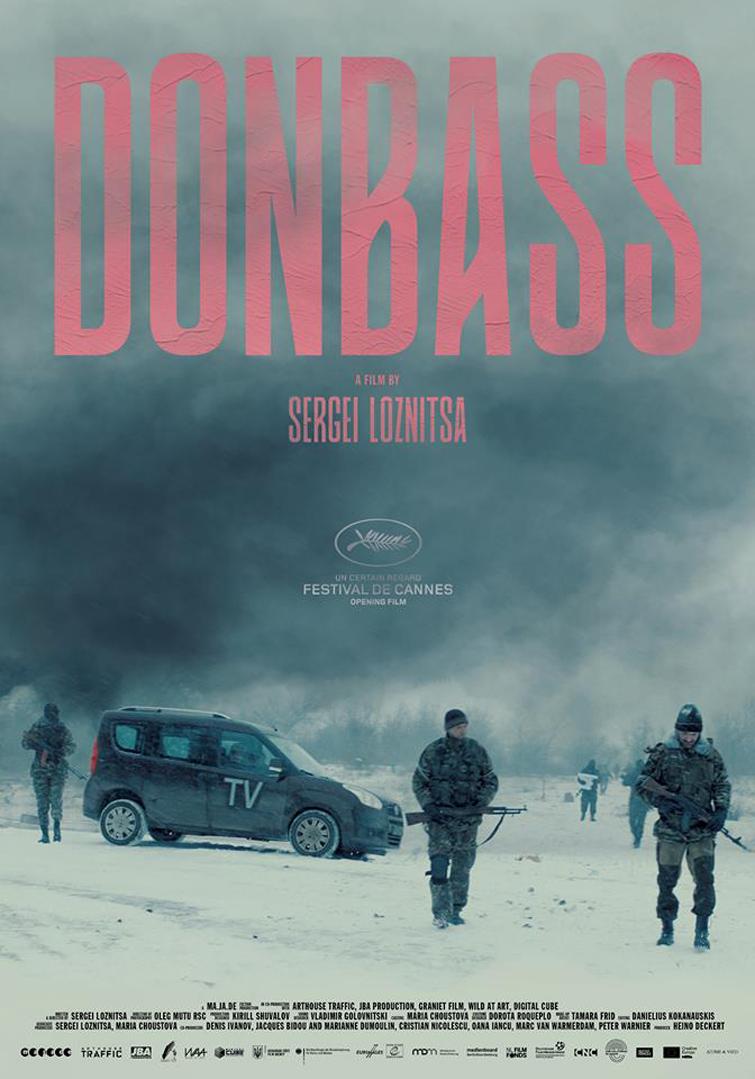 """Кіноакадемія США внесла фільм """"Донбас"""" до списку претендентів на Оскар"""
