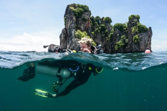 nurkowanie w Tajlandii, nurkowanie na Koh Lanta, co robic w Tajlandii, gdzie nurkować w Tajlandii