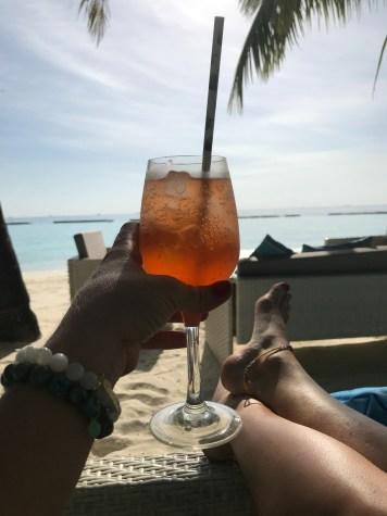 alkohol na Malediwach
