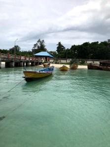 Neil Island, Andamany, Indie