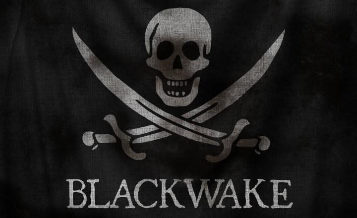 Blackwake navy logo