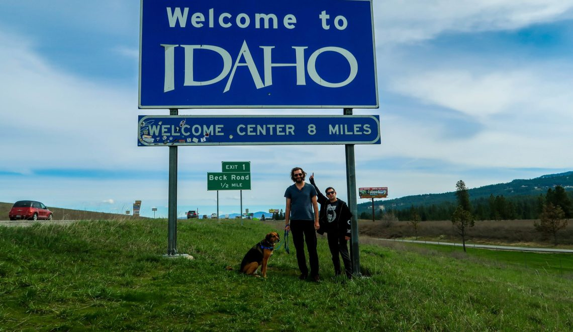 A Breathtaking Drive Through Scenic Idaho