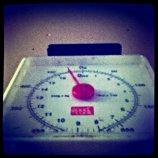 weighing low