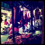 meat stall