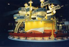 1998 premio al mejor stand