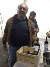 Nacho Corterón Presidente de la Asociación Sumilleres Provincia de Alicante