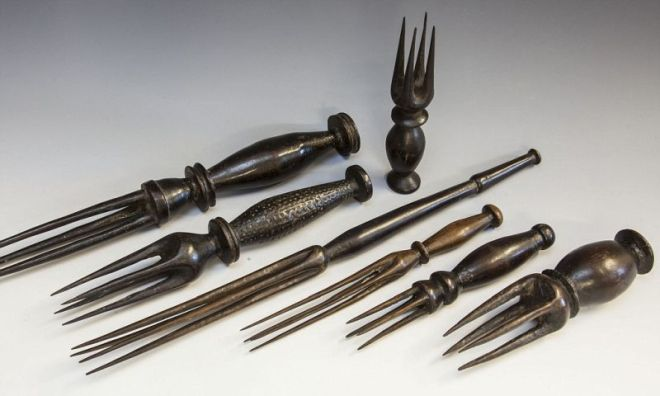 Kanibalų įrankiai iš Fidžio