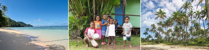 Fidžio salos - įspūdžiai